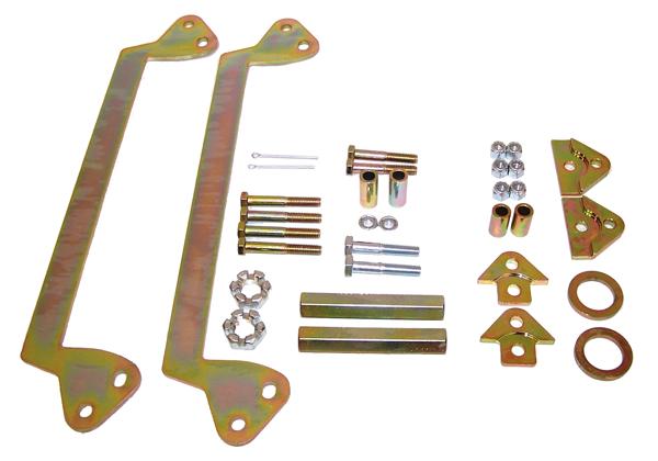 High Lifter ATV Lift Kit - PLK570SP-00