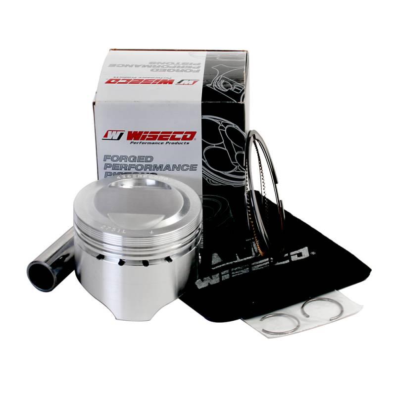 Wiseco Piston Kit Standard Bore 65.00mm 10.25:1 Compression 4362M06500