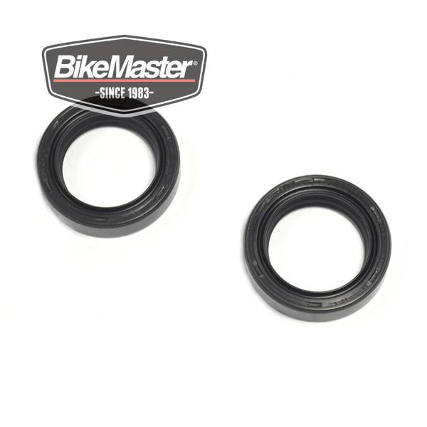 Bikemaster Fork Oil Seals 33 x 46 x 10 5 mm - P40FORK455025