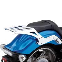 Cobra *Chrome* Formed Solo Luggage Rack 02-4270