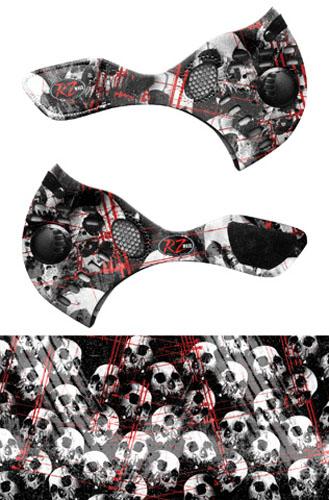 RZ MASK - RZ Mask SkulLHead - XL - 82637-X