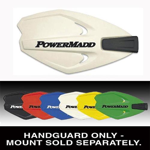 POWERMADD - Powermadd Power X Series Handguards Blue/No Mount - 34281