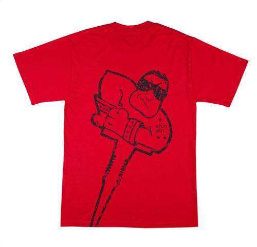 Stud Boy - Stud Boy 2013 Red T-Shirt X-Large