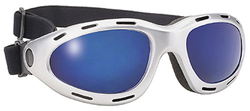 PACIFIC COAST - Pacific Coast Sunglasses Dyno Blue Mirror/Silver - 4562