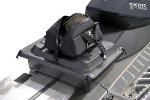 SKINZ - Skinz Black Box Tunnel Storage Box La Rge Standard - SB100-S