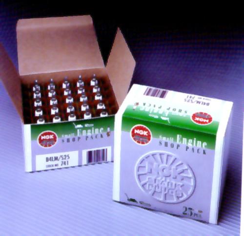 NGK - NGK Spark Plugs- 25 Pack - 741