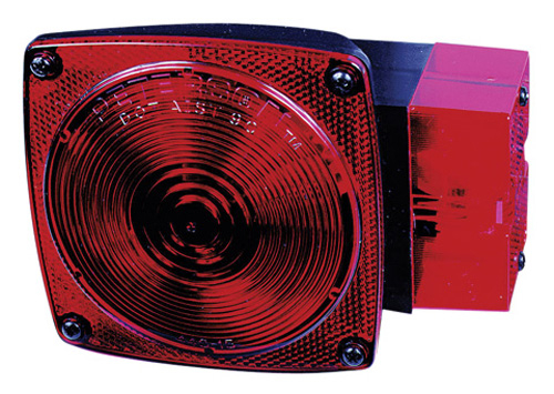 PETERSON - Peterson Taillight Only RH - 7 Way - V452