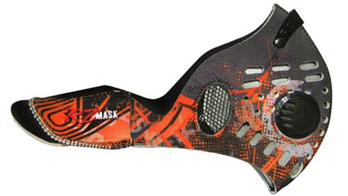 RZ MASK - Rz Mask Digi Orange Regular - 75970