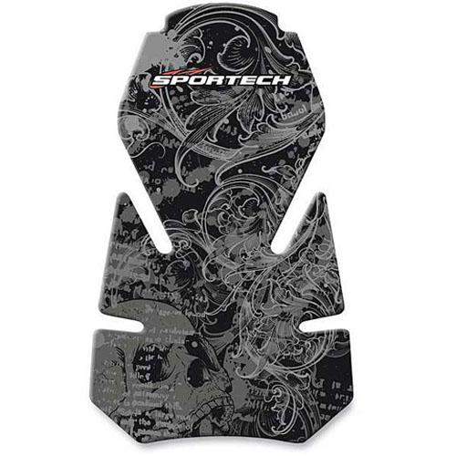 SPORT TECH - Sport Tech Tank Pad, Twisted - 42101018
