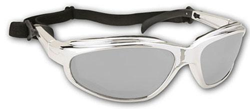 PACIFIC COAST - Pacific Coast Pacific Coast Sunglasses Freedom Silver Frame/Mirror Lens - 43110