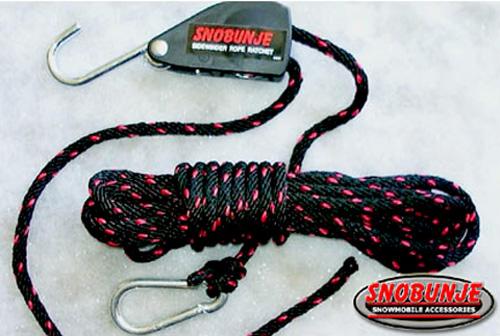 SNOBUNJE - Snobunje Sidewinder Rope Ratchet 20' - 1015