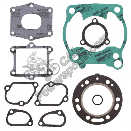 WINDEROSA - Winderosa Top End Gasket Set Honda Dirtbike - 810256