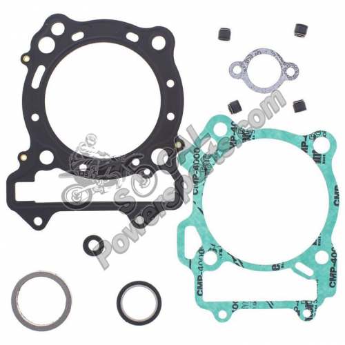 WINDEROSA - Winderosa Top End Gasket Set Kawasaki Suzuki Dirtbike Arctic Cat ATV - 810585