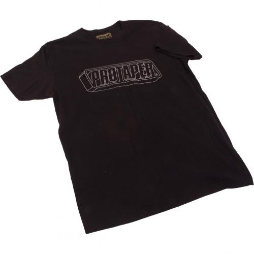 PROTAPER - ProTaper 3D T-Shirt (Black) - Black - 012730
