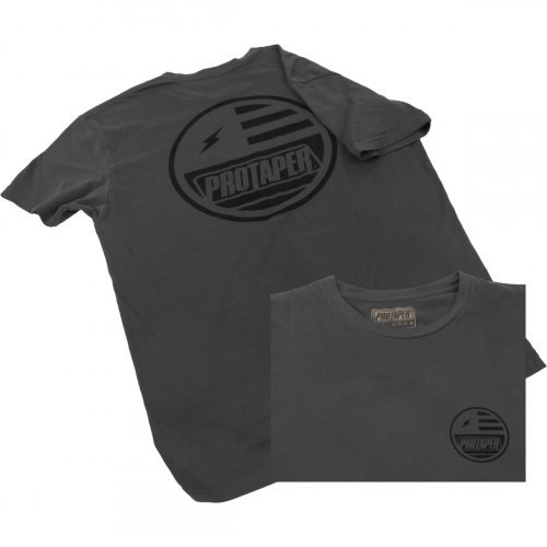 PROTAPER - ProTaper Bolt T-Shirt (Heavy Metal) - Heavy-Metal-Grey - 012754