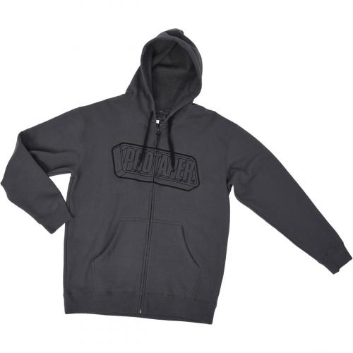 PROTAPER - ProTaper 3D Zip Hoodie (Grey) - Grey - 012777