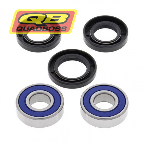 Quadboss - Quadboss Wheel Bearing Kit - 25-1215 Front
