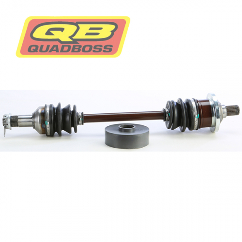 Quadboss - Quadboss Complete Axle ATV-AC-8-245 Front Right