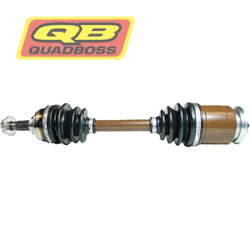 Quadboss - Quadboss Complete Axle ATV-AC-8-306 Rear Left