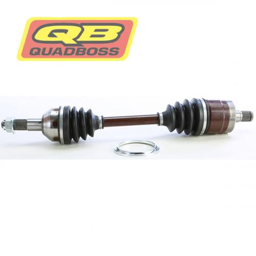 Quadboss - Quadboss Complete Axle ATV-CA-8-301 Rear Left