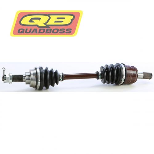 Quadboss - Quadboss Complete Axle ATV-KW-8-205 Front Right
