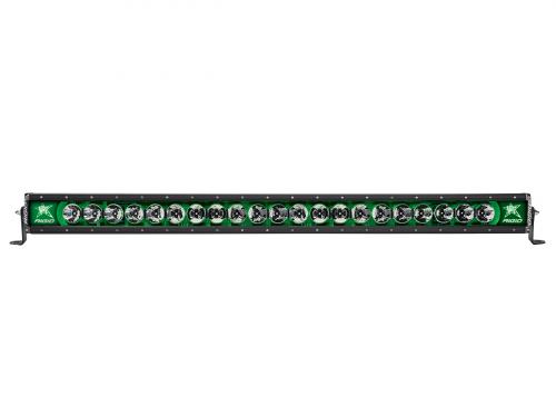 "RIGID - Rigid Radiance Light Bar 40"" Green - 240033"