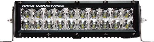"RIGID - Rigid E Series Light Bar 10""Clear LED Flood - 110112"