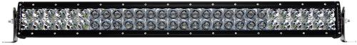 "RIGID - Rigid E Series Light Bar 28""Clear LED Spot / Flood Combo - 128312"