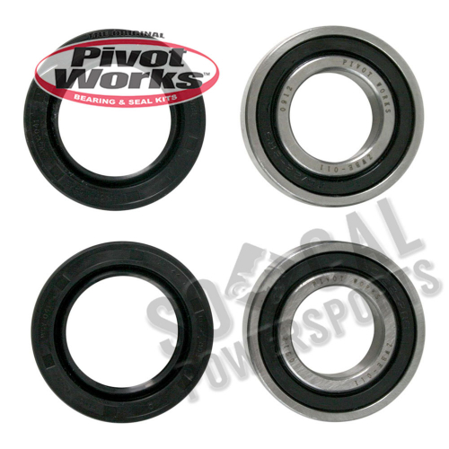 PIVOT WORKS - Pivot Works Wheel And Seal Kit Yamaha Street Bike - PWFWS-Y10-000