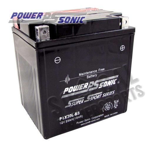 POWER SONIC - Power Sonic  Maintenance Free Battery - PIX30L-BS