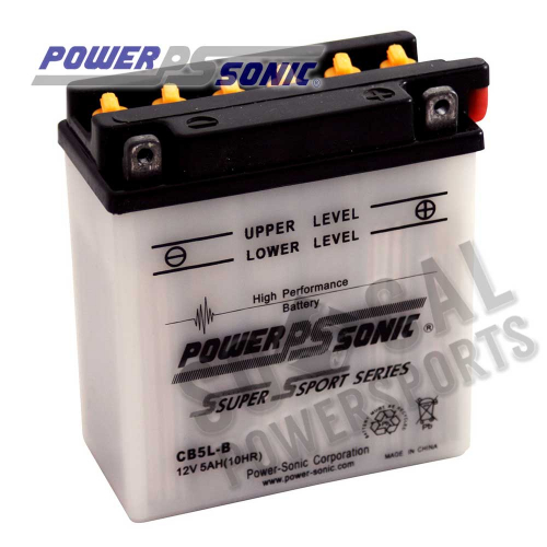 POWER SONIC - Power Sonic Conventional Battery - CB5L-B