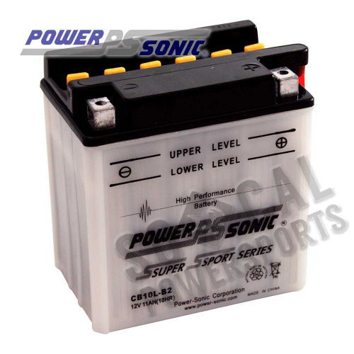 POWER SONIC - Power Sonic Conventional Battery - CB10L-B2