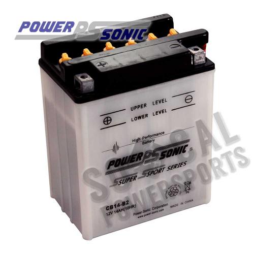 POWER SONIC - Power Sonic Conventional Battery - CB14-B2
