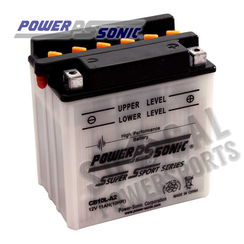 POWER SONIC - Power Sonic Conventional Battery - CB10L-A2