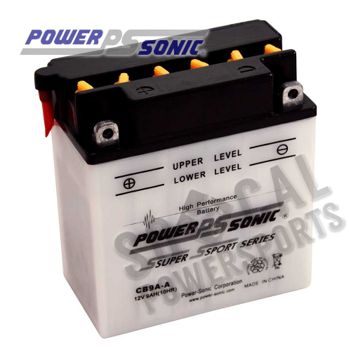 POWER SONIC - Power Sonic Conventional Battery - CB9A-A
