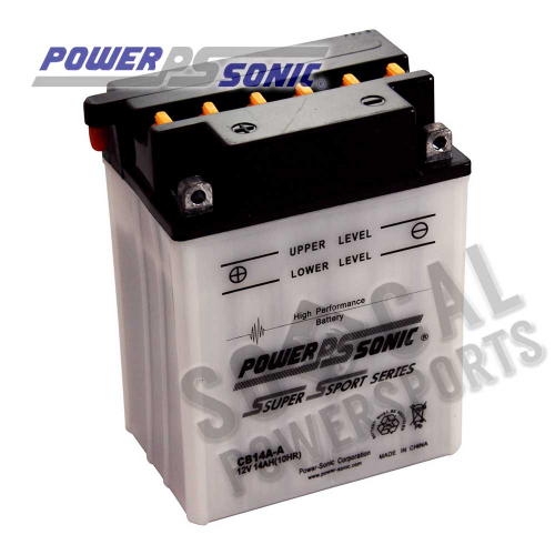 POWER SONIC - Power Sonic Conventional Battery - CB14A-A