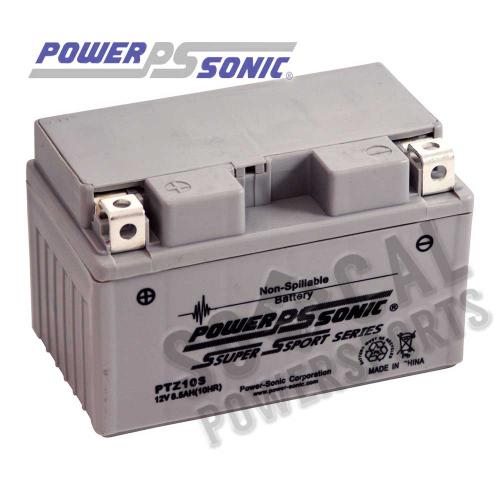 POWER SONIC - Power Sonic Performance Maintenance Free Battery - PTZ10S