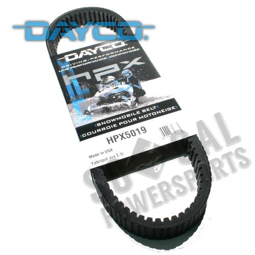 Dayco HPX Drive Belt for Ski-Doo Formula 583 Deluxe 1998