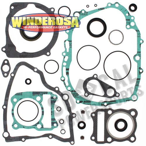 WINDEROSA - Winderosa Complete Engine Gasket Kit - 808809