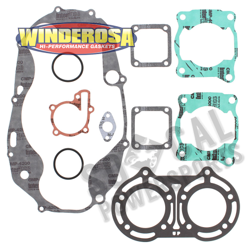 WINDEROSA - Winderosa Complete Engine Gasket Kit - 808812