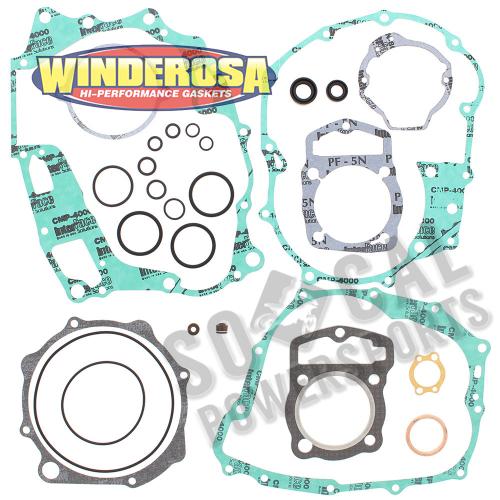 WINDEROSA - Winderosa Complete Engine Gasket Kit - 808816