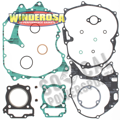 WINDEROSA - Winderosa Complete Engine Gasket Kit - 808817