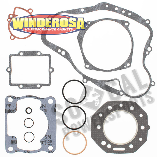 WINDEROSA - Winderosa Complete Engine Gasket Kit - 808818