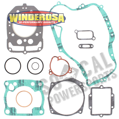 WINDEROSA - Winderosa Complete Engine Gasket Kit - 808819