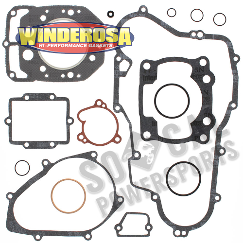 WINDEROSA - Winderosa Complete Engine Gasket Kit - 808820