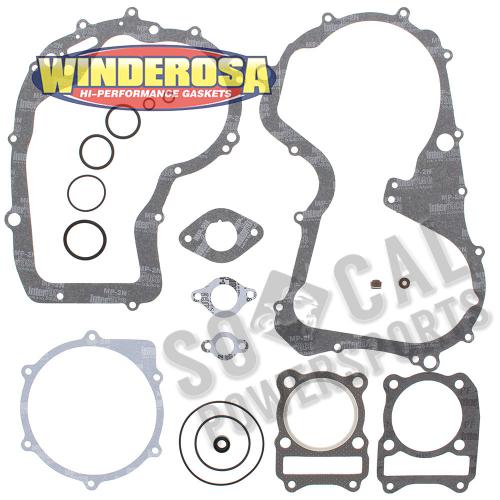 WINDEROSA - Winderosa Complete Engine Gasket Kit - 808827