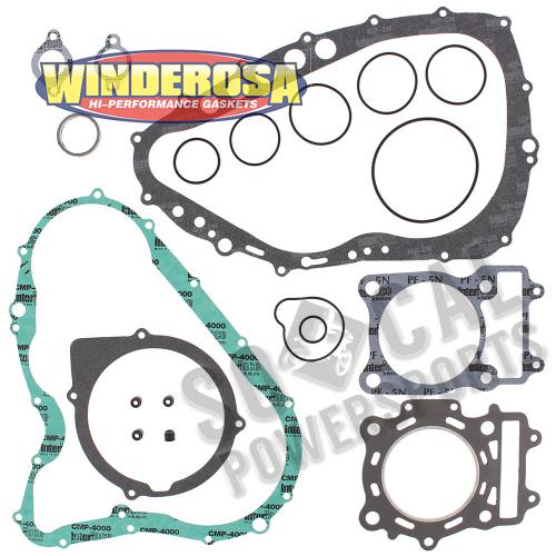 WINDEROSA - Winderosa Complete Engine Gasket Kit - 808828