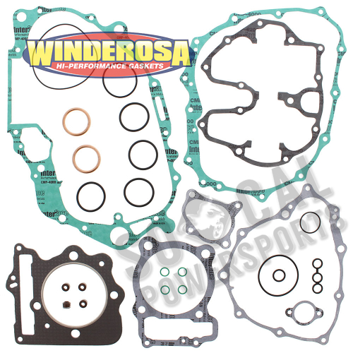 WINDEROSA - Winderosa Complete Engine Gasket Kit - 808829