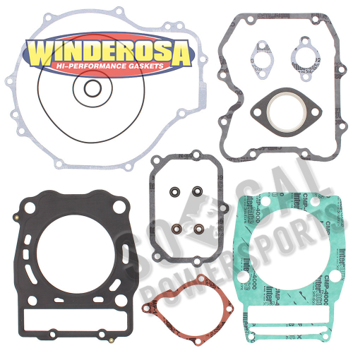 WINDEROSA - Winderosa Complete Engine Gasket Kit - 808830