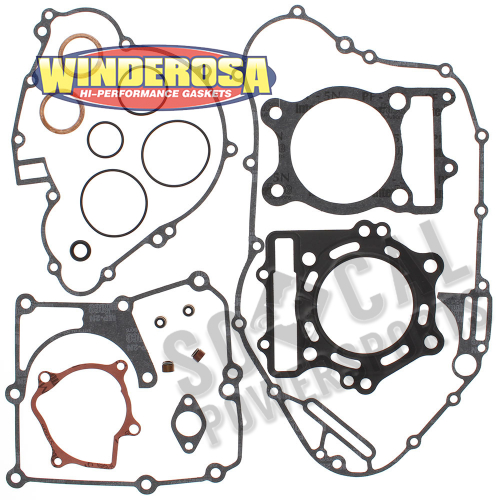 WINDEROSA - Winderosa Complete Engine Gasket Kit - 808831